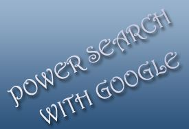 power search google