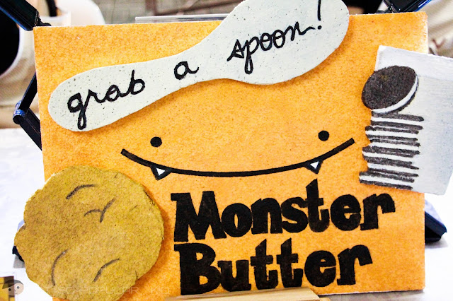 Monster Butter - Spoonable Cookies!