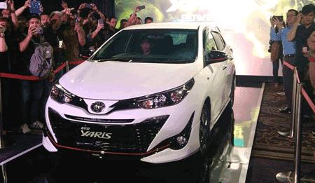 Price List Mobil Toyota Maret 2018