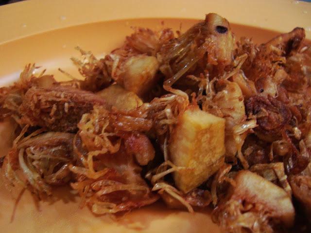 Mandai Masakan khas Banjar Kalimantan Selatan