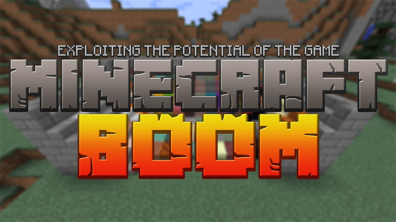 Minecraft Boom Mod 1.12.2 | Como Instalar Mods No Minecraft - Os ...