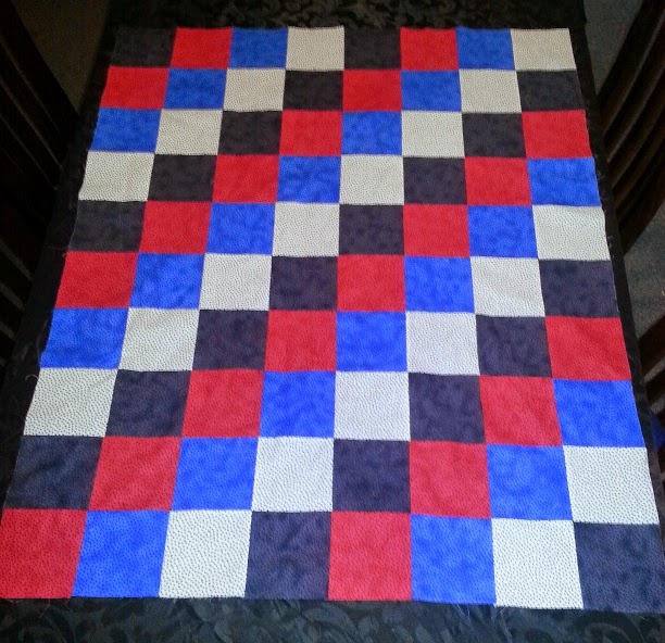 Quilt by Tennille