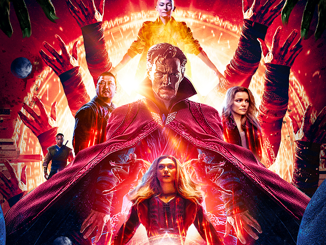 Doctor Strange in the Multiverse of Madness Poster HD (Fan-Made)