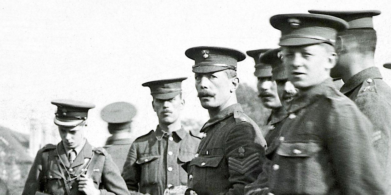 Grenadier Guards WW1