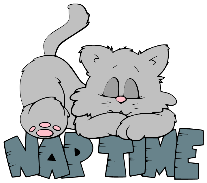 When In Doubt Take A Nap