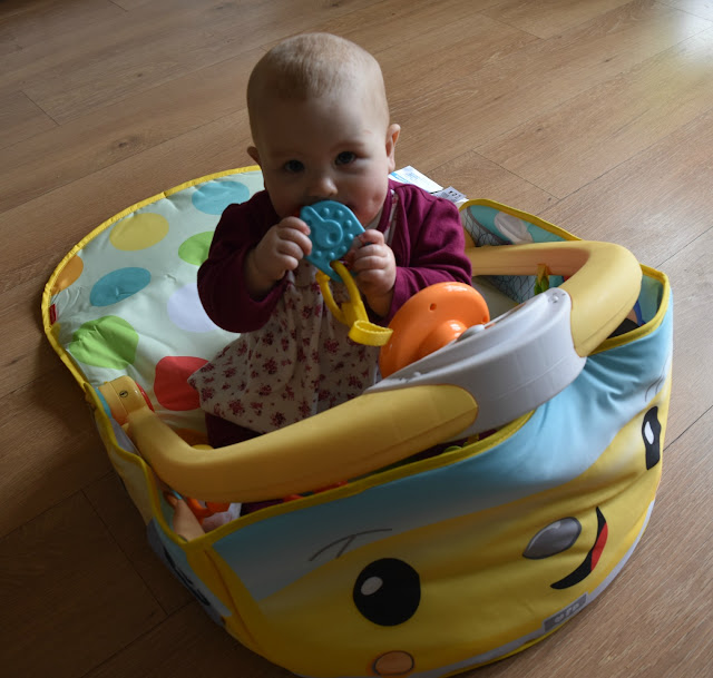 Fisher Price 3-in-1 Car Gym Review
