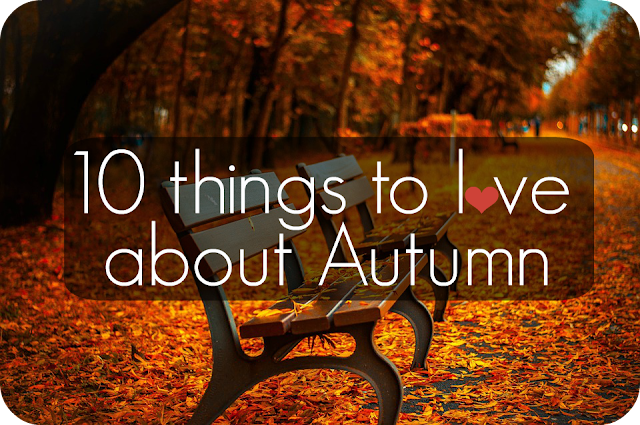why autumn is great