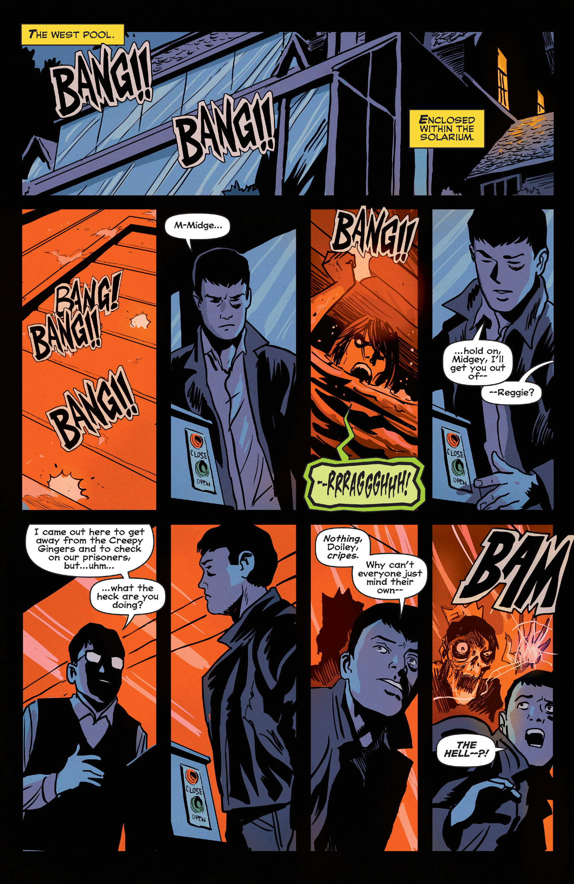Read online Afterlife with Archie comic -  Issue #5 - 16