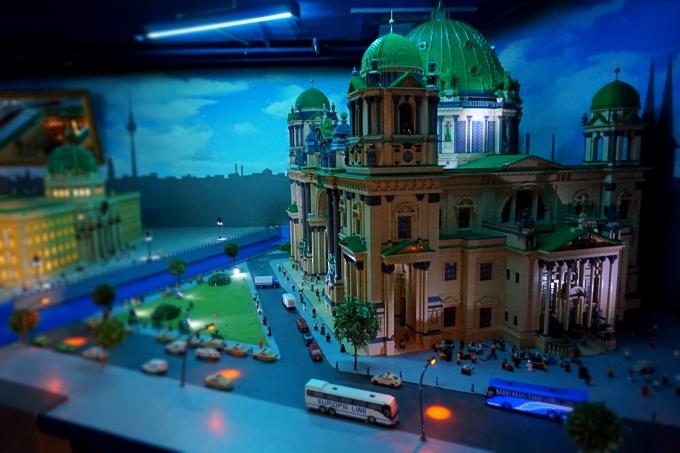 Berliini lasten kanssa - Legoland Discovery Center Berlin