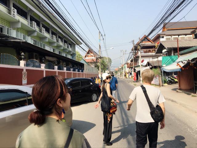 タイ慰安旅行