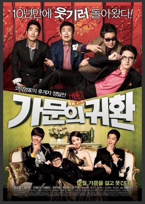 Cưới Nhầm Mafia 5 - Return of the Mafia (2012)