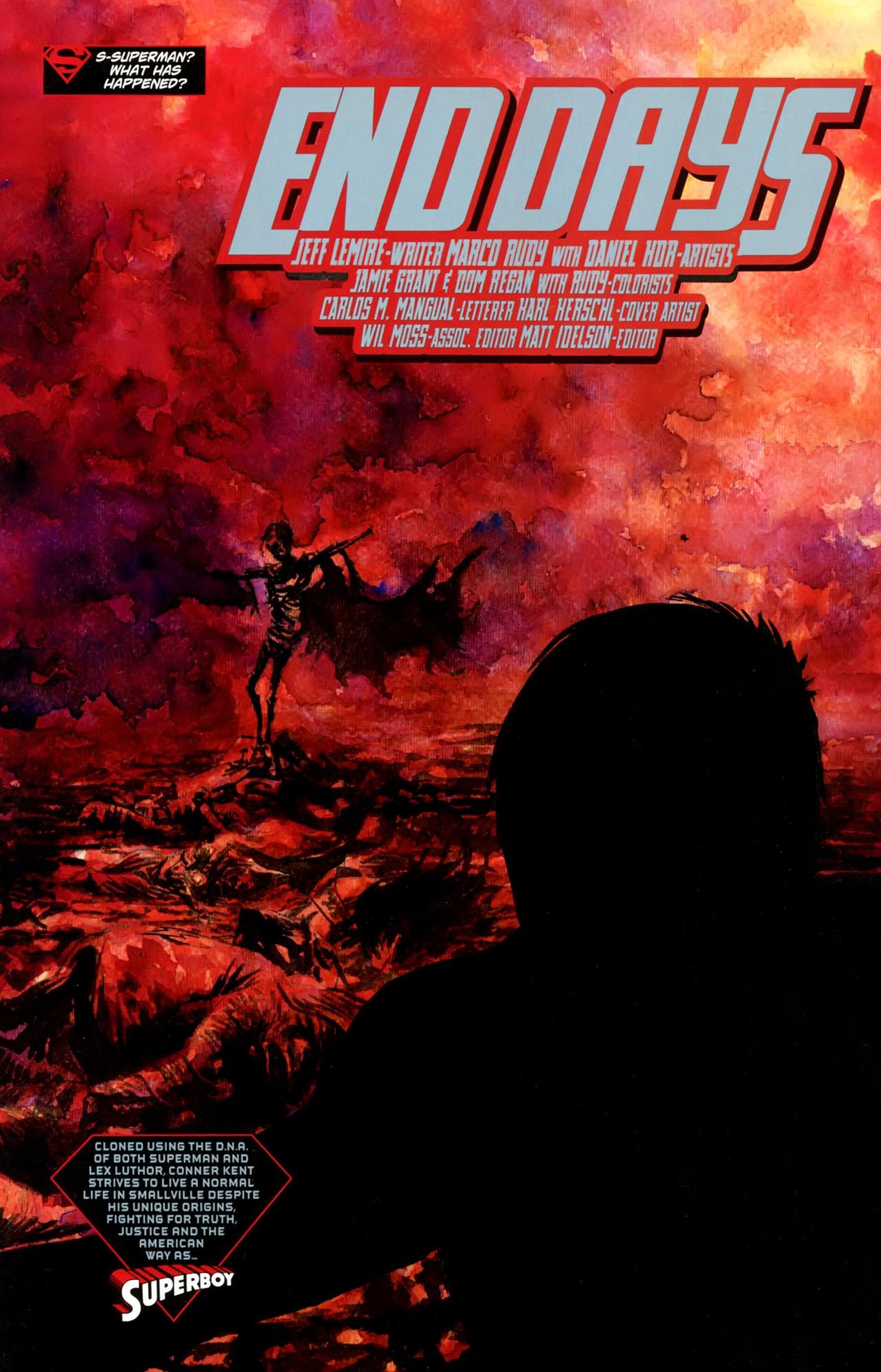 Superboy [I] Issue #7 #7 - English 4