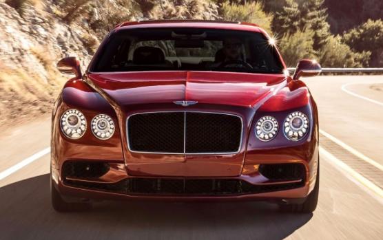 2017 Bentley Flying Spur V8 S Exterior