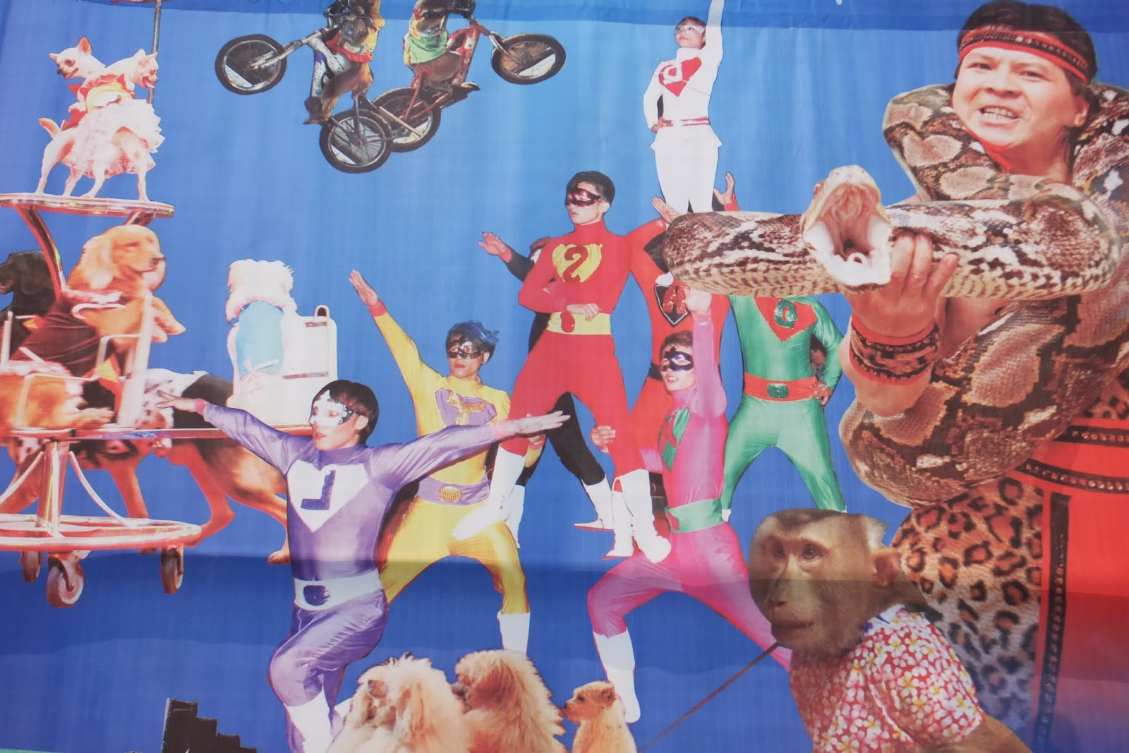 hanoi-circus-ad ハノイサーカス広告:戦隊