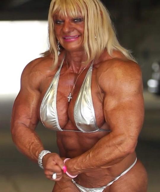 Female Bodybuilders Hardcore 84