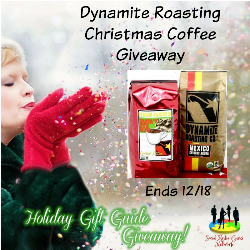 Dynamic Roasting Christmas Coffee