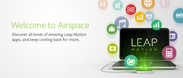 Airspace™ Store For Leap Motion Controller