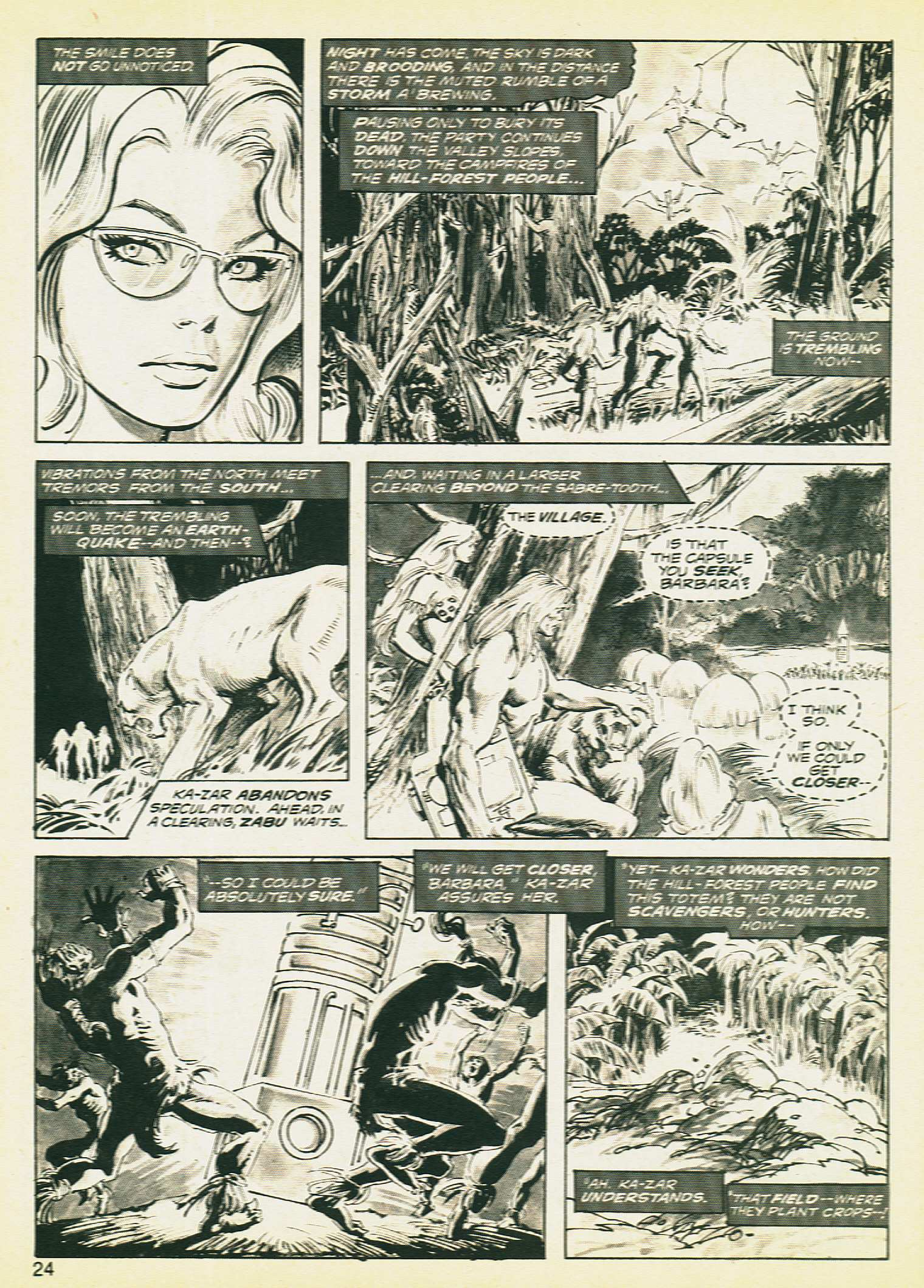 Savage Tales issue 8 - Page 20