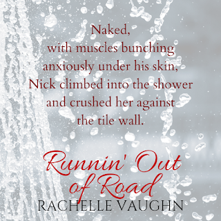 romance author rachelle vaughn books quotes