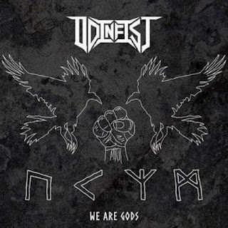 Odinfist - We Are Gods (reissue 2017)