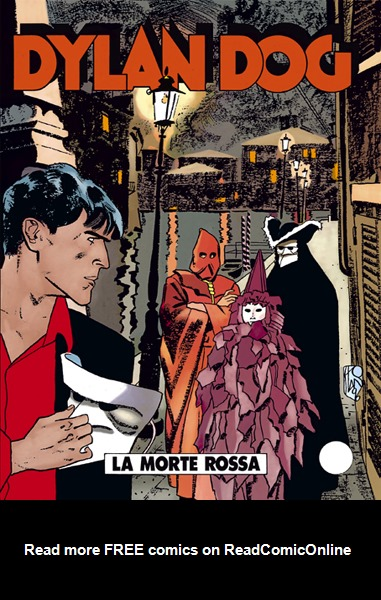 Dylan Dog (1986) 126 Page 1