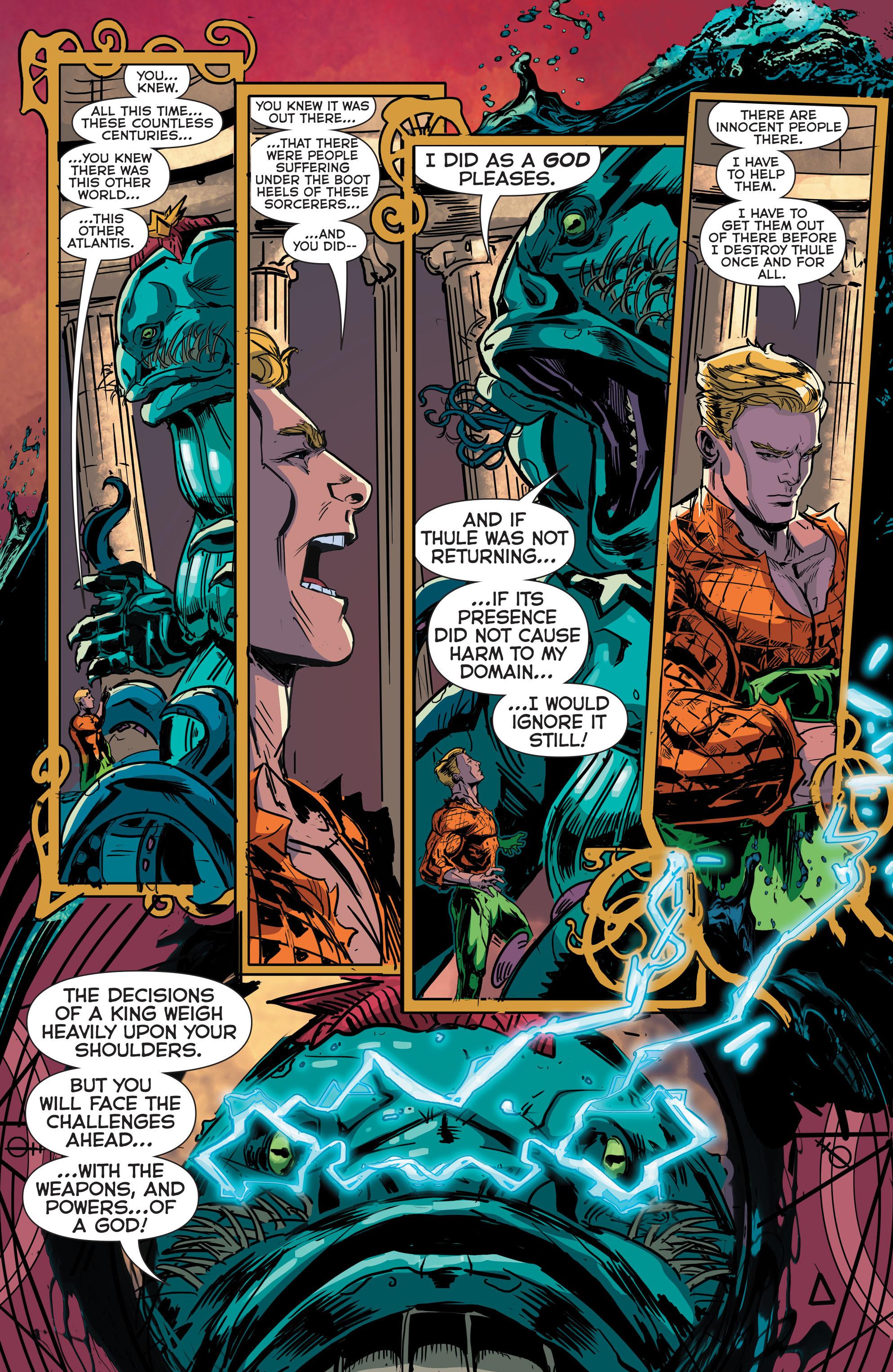 Read online Aquaman (2011) comic -  Issue #43 - 17