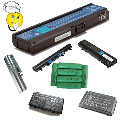 batterie laptop طريقة رائعة لجعل بطارية الكمبيوتر المحمول تعمل لفترة أطول