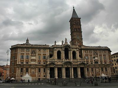 basilica santa maria maggiore roma