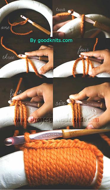 corona-crochet-paso-a-paso
