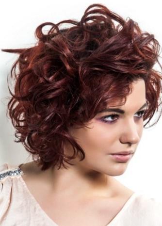 aqu las mejores imgenes de mgicos cortes de pelo corto con rizos como fuente de inspiracin