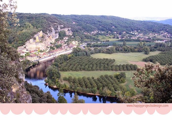 La Roque-Gageac. Perigord noir