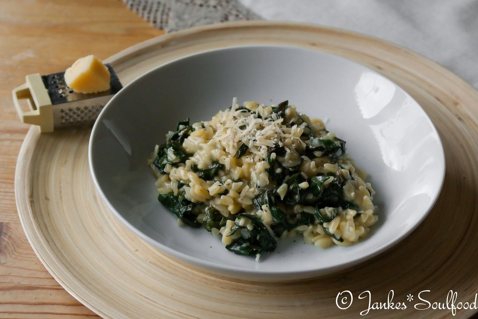 Pastasotto von Jankes Soulfood