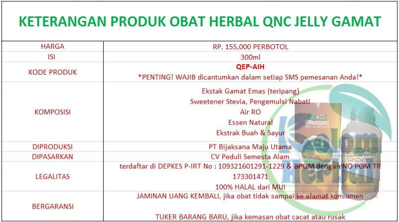 Agen Qnc Jelly Gamat Di Indragiri Hulu