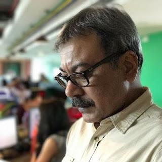 Twitter profile image of Chandan Nandy