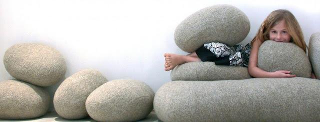 rock pillow, weird pillow, bantal pelik, bantal hotel penang, bantal hotel murah, cadar hotel, cadar untuk homestay,