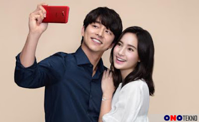 Brand Ambassador barunya yakni Gong Yoo dan Tatjana Saphira