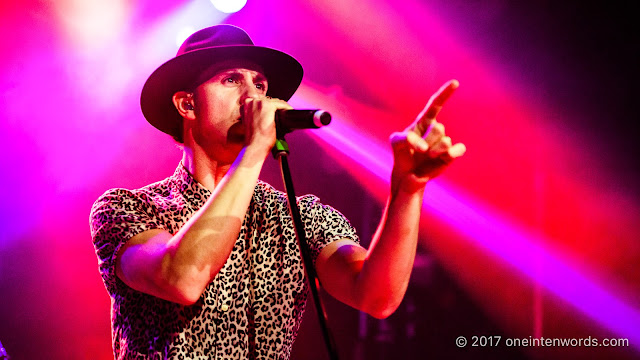 Maximo Park at The Mod Club on November 25, 2017 Photo by John at One In Ten Words oneintenwords.com toronto indie alternative live music blog concert photography pictures photos