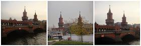 O que ver e fazer de graça em Berlim? Mais de cem atrações e atividades grátis - Oberbaumbrücke em Berlim