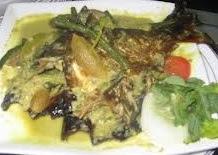 Ikan Asap Cabe Ijo