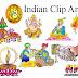 Indian Wedding Clip Arts