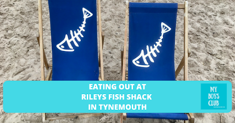Eating Out At Riley's Fish Shack – King Edwards Bay, Tynemouth