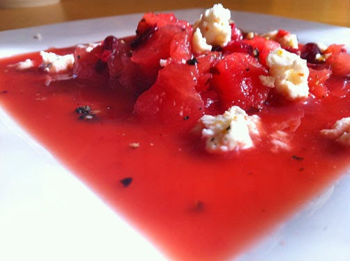 Watermelon Feta Dressing