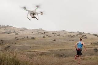 Drone DJI Phantom 4 Bisa Terbang Sendiri dan Anti Tabrak