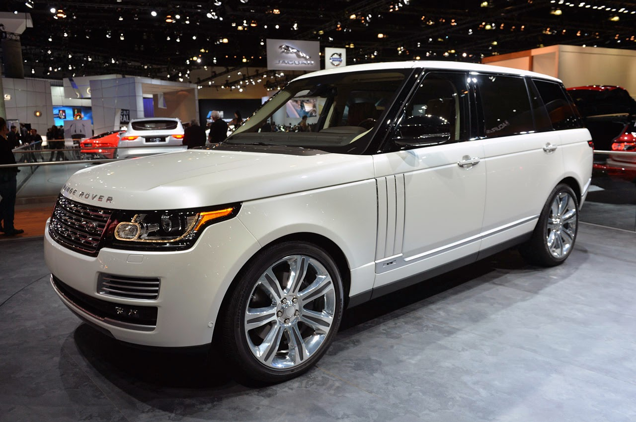 Range Rover Autobiography Black | 2017 - 2018 Best Cars ...