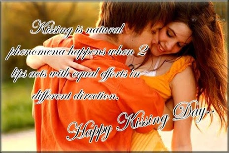 kiss day wishes, messages,SMS, quotes, images