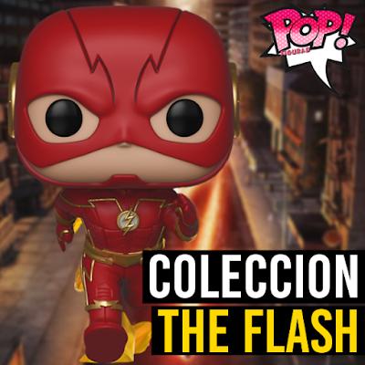 Lista de figuras funko pop de Funko The Flash