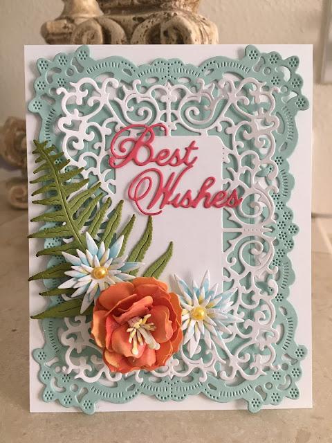Cheery Lynn Designs:  Best Wishes