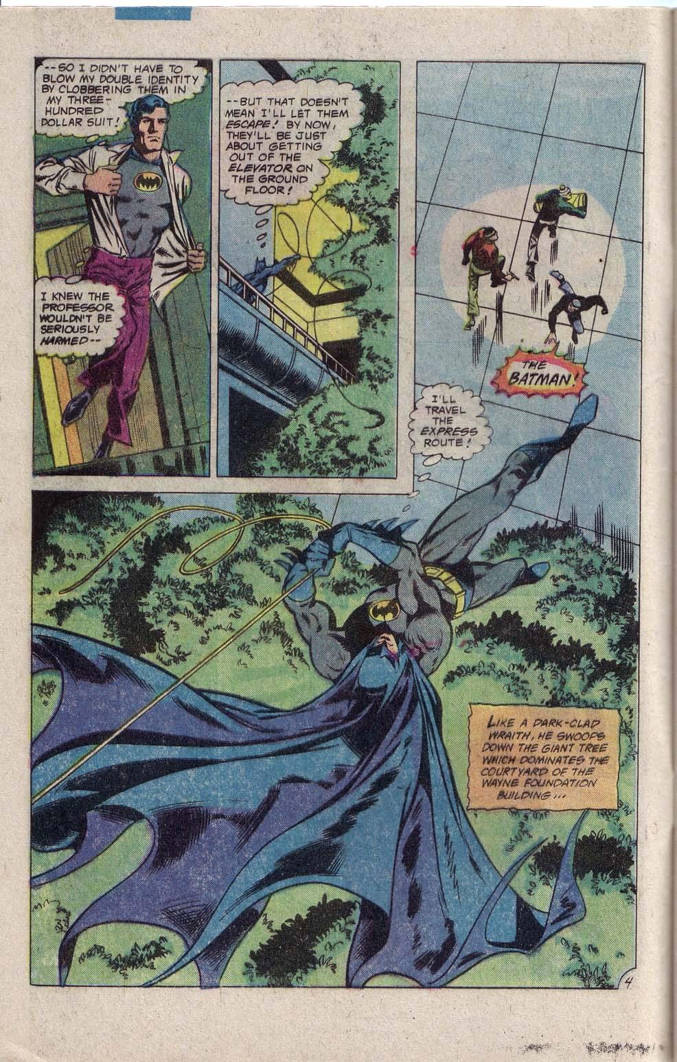 Detective Comics (1937) 491 Page 4
