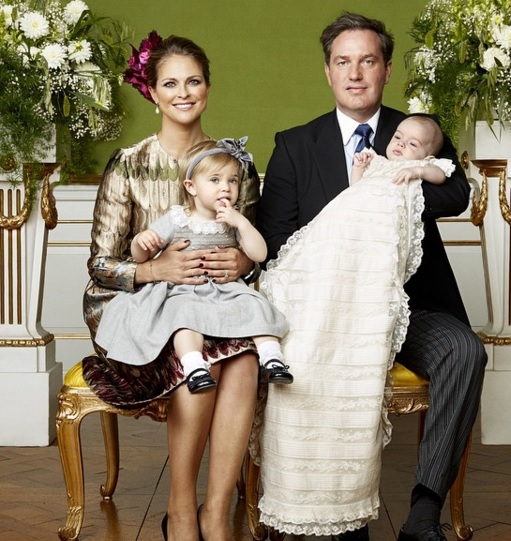 Royal Baby Boom: Sweden's Lucky Seven