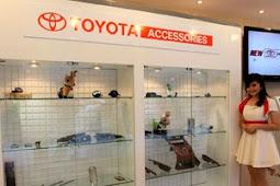Keunggulan Aksesoris Mobil Toyota